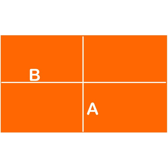 Ovaal (4 mm)