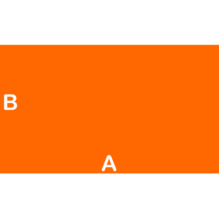 Rechthoek (6 mm)